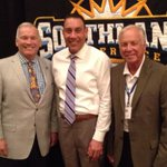 "RT ""@ButchAlsandor: Ran into @McNeeseSports AD Bruce Hemphill and Louis Bonnette at @SouthlandSports Media Day http://t.co/sTSBcvx61U"""