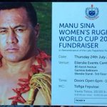 Our @Manusina_SWR #WRWC2014 Fundraiser is today! Support our girls:) @manusamoa @JohnJCampbell @CampbellLiveNZ http://t.co/VKWxrKNlcu