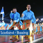 RT @Team_Scotland: Boxing: The boys soaking up the #Glasgow2014 crowd! #GoScotland http://t.co/vf7EGHMU3L