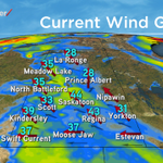 RT @PQuinlanGlobal: Winds picking up as high pressure moves out & low pressure builds into Alberta. #SkyTracker #yxe #skstorm #abstorm http://t.co/acCnEyJH3h