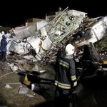 At least 47 feared dead in Taiwan plane crash during stormy weather #GE222 http://t.co/r3XZCJD5xz http://t.co/6XiXSZeRgQ