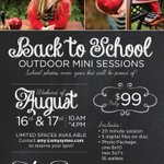 Have a little one heading off to jk in September and looking to commemorate the occasion? #schoolphotos #ottawa http://t.co/LI0N425v3w