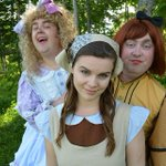 RT @SBTSHalifax: Looks like its going to be a great night for outdoor theatre in #halifax! CINDERELLY at 7pm yall! http://t.co/MeVQpG5HWj