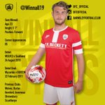 Sam Winnall signs 3 year deal with Barnsley http://t.co/MbZ4hXTP3q