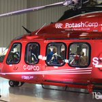 #Sask STARS welcomes fastest chopper to the fleet: http://t.co/IQn8t0kOT4 #yxe #SKhealth http://t.co/Pw9LE9AL51