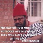 "RT @maame_sintim: ""@thicknlong: #Quote this tweet with a proverb"" http://t.co/E8UHImK7vK"