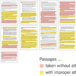 RT @pvolpe: Montana Senator John Walsh faces questions of plagiarism. How extensive? http://t.co/Lr3ecuQUHa by @nytgraphics http://t.co/35BYcTKlLy