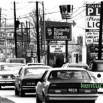 Richmond Road, photographed across from McDonald's, looking outbound toward Patchen Village, March 15, 1984 http://t.co/4N0pY7Wz0r