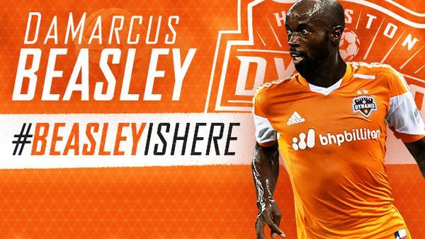 JUST IN: #USMNT veteran @DaMarcusBeasley signs as Designated Player: http://t.co/EveePooLEx #BeasleyIsHere http://t.co/NGMgcdOC8s