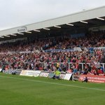 RT @FBAwayDays: 3,200 Sunderland fans at Hartlepool tonight. #safc http://t.co/IuumEjuGTH