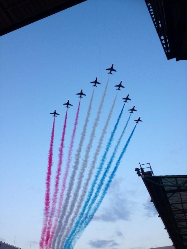 Now that was pretty amazing #CommonwealthGames