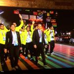RT @ADKNashid: Maldives contingent at Commonwealth Games opening ceremony Glasgow 2014 http://t.co/w95OBZYrjf