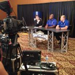 RT @McNeeseFootball: Antoine Everett and Everett Ellefsen on Espn3 set. #SLCMD14 http://t.co/ruSxtRQOyA