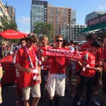 RT @LFCUSA: #LFC fans outside Fenway Park for the Buick Football at Fenway match tonight in Boston http://t.co/toXnsiPSv2