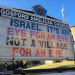 Intervention by this church on Facebook #FreePalestine http://t.co/jUruObLf4S