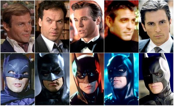 """Happy Batman Day everyone!  We know you just read that in """"the voice"""". Who's your favorite Batman so far? #batmanday http://t.co/yTKAqM2BZk"""
