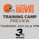 Hear from #Browns players & Coach Pettine on the upcoming position competitions TOMORROW @ 7PM on @WKYC! http://t.co/Ey5JFYAFMD