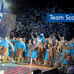 RT @Team_Scotland: Ladies and Gentlemen... Team Scotland! #Glasgow2014 #GoScotland http://t.co/595KWhkBgr