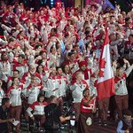 RT @CBCAlerts: #Canada has sent 265 athletes to #CommonwealthGames in Glasgow, Scotland. Opening ceremony continues: http://t.co/KWmdcEFJ5j #Glasgow2014