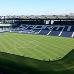 RT @SportingKC: The calm before what should be a very EXCITING storm at @SportingPark. #SKCvMCFC #ChampionsShield http://t.co/rNNwuYzpDO