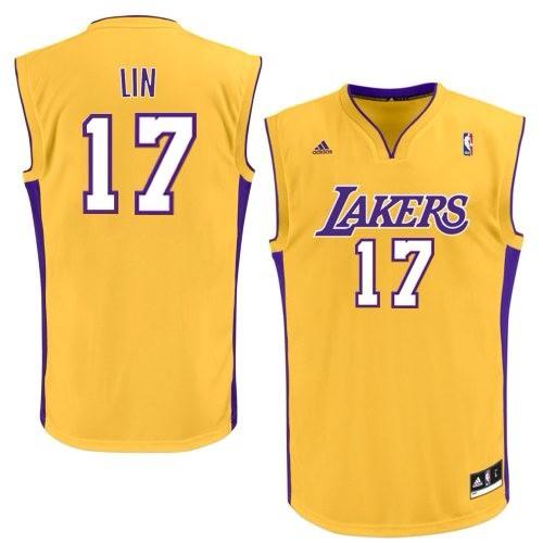 JUST IN: Jeremy Lin will wear Number 17 with the #Lakers, according to @NBASTORE. http://t.co/1N7JsifEDO http://t.co/OnZdpjmLXj