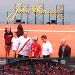 Consulate General @SusieKitchens presented on the Jumbo-tron! #FootballatFenway #LiverpoolvsRoma http://t.co/vgk1IAeAuS