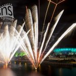 RT @snsgroup: Fireworks burts in the skies over the @TheSSEHydro #openingceremony #snslovepix http://t.co/ur3edfdxIG