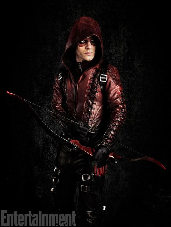 Well, I'm gonna say they got this right. Well done #Arrow! @ColtonLHaynes http://t.co/POwfVnCH2q