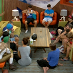 RT @BB_Updates: Everyone is sitting around listening to Frankie talk about his grandfather. He got a letter from home #BB16 http://t.co/hlbxvhJjxQ