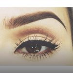 RT @ltsTina: this is how eyeliner and eyebrows should look ???? http://t.co/8y8OAO9mYH