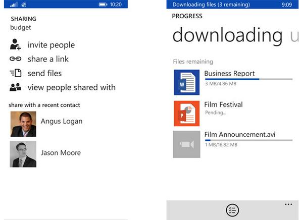 The best keeps getting better! Check out these #OneDrive updates for #iOS & #WindowsPhone