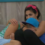 RT @BB_Updates: Frankie was alone in the HoH room, crying, while waiting to talk to Caleb. Victoria came to check on him #BB16 http://t.co/IhCmhGcayh