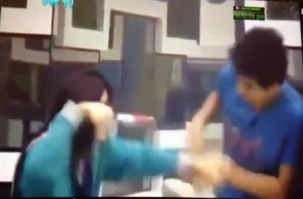 HOW TRUE IS THIS? Loisa Andalio faces force eviction in @PBBabscbn house after pointing a knife to Manolo Pedrosa? http://t.co/k9HmQzI7eo