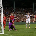 See photos from the Liverpool-Roma game at Fenway, including the winning goal http://t.co/dE8PtaO8C8 http://t.co/wSPwRTeSgF