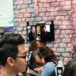 Sandy 4 u: RT @Aqualice: The abc booth is promoting #Castle, I repeat THE ABC BOOTH IS PROMOTING CASTLE! #SDCC2014 http://t.co/5e3B4vOE9r