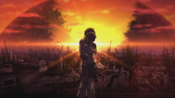 本日の「M3~ソノ黒キ鋼~」はテレビ北海道26:05~、TVQ九州放送27:30~にて、第十四話「思ヒ残シノオト」が放送