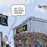 "The ""two-state solution"" as seen from besieged #Gaza. http://t.co/H2c4p1iVy6"