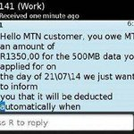 Where are those who applied for that MTN 500MB?? http://t.co/8RY8plH72C