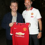 RT @ManUtd: Actor Michael Sheen was part of the galaxy of stars that turned out for Uniteds first Tour match in LA. #mutour http://t.co/MPWDxRjDw3