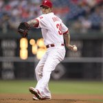 RECAP: @wudeydo34 fans 6 over 8 scoreless innings as #Phillies fall to Giants: http://t.co/IP6dUrXedn http://t.co/Wcc9AgIUo5