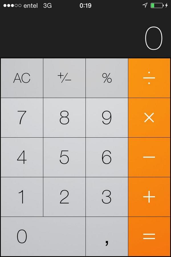 """Al profesor de matemáticas que me dijo irónicamente: """"seguramente siempre vas a andar con calculadora"""" le digo esto: http://t.co/LpQzLOxDut"""