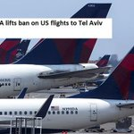 RT @ESeniorClub: FAA lifts ban on US flights to Tel Aviv — RT News http://t.co/YQDueoBSjB http://t.co/RVJZaFiGw3