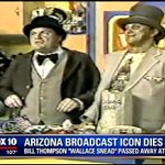 "Remembering Bill Thompson aka ""Wallace"" from Wallace & Ladmo, @FloresFOX10 reports http://t.co/i7gS3CImri http://t.co/EuqlleZhqy"