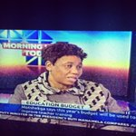 Love the hair on her RT @Troy_Martens: Min. Motshekga talks education priorities with @UvekaR on @eNCAnews http://t.co/g8ajpX4LGU