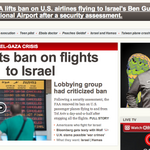 "710 dead Palestinians, but this is a ""BREAKING NEWS"" banner & a ""BREAKING NEWS"" article on CNN http://t.co/2ePMxcmkBw"