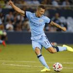 RT @seputar_city: Picture: Stevan Jovetic vs Kansas City. #MCFC http://t.co/mJurqGRNnE