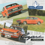 RT @EagleCorner: Its time for a #ThrowbackThursday. Do you remember the Ford Capri Perana V8? http://t.co/Lp9PHasYyS