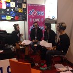 A/Prof Mark Stoove and @urbanwellness talk rapid HIV testing on@JOY949 #BurnetAIDS2014 http://t.co/eN1ectIGD6