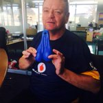 Neil Collins proofing it takes Ballz to be a kaizer Chiefs Fan!!Soccerballz for real!! http://t.co/ksffxbnq9R