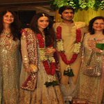 BJP leader Lt.Gen PN Hoons grandson married Nawaz Sharifs bro Shahbaz Sharifs daughter.. http://t.co/IYMGjkynJh